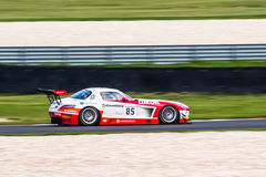 Mercedes-Benz SLS AMG GT3 Royalty Free Stock Photo