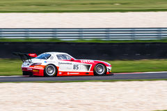 Mercedes-Benz SLS AMG GT3 Stock Images
