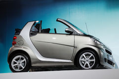 Mercedes benz smart Stock Photography