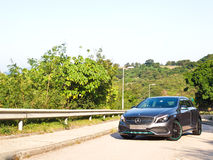 Mercedes-Benz A 250 Sport 2015 Test Drive Day Stock Photography