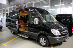 Mercedes-Benz Sprinter 324 Stock Photography