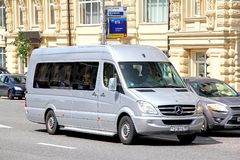 Mercedes-Benz Sprinter Photo stock