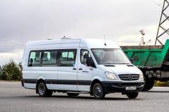 Mercedes-Benz Sprinter royalty-vrije stock foto