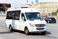 Mercedes-Benz Sprinter royaltyfri bild