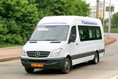 Mercedes-Benz Sprinter 515CDI Images libres de droits