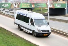 Mercedes-Benz Sprinter 515CDI Stock Foto