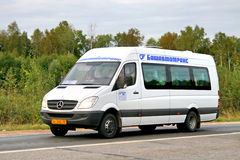 Mercedes-Benz Sprinter 515CDI Stock Photo