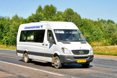 Mercedes-Benz Sprinter 515CDI Stock Photos