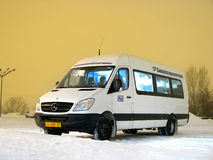 Mercedes-Benz Sprinter 515CDI Royalty Free Stock Image