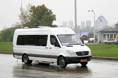Mercedes-Benz Sprinter 515CDI Stock Image