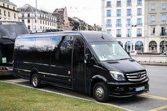 Mercedes-Benz Sprinter royaltyfria foton