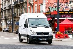 Mercedes-Benz Sprinter royaltyfri fotografi