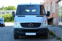 Mercedes-Benz Sprinter 316 Silber CDI 2012 stockfoto