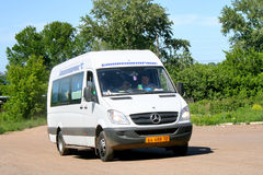 Mercedes-Benz Sprinter Royalty Free Stock Image