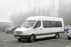 Mercedes-Benz Sprinter Royalty Free Stock Photo