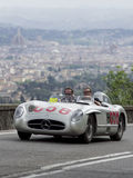 Mercedes-Benz 300 SRL driven by David Coulthard Stock Photos