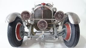1931 Mercedes Benz sskl Royalty-vrije Stock Foto