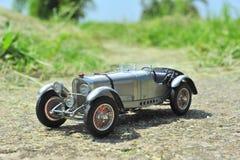 Mercedes-Benz SSKL 1931 tävlings- bil Arkivfoton