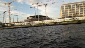 Mercedes Benz Stadion Imágenes de archivo libres de regalías