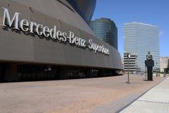 Mercedes-Benz Superdome Stock Afbeeldingen