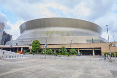 Mercedes-Benz Superdome Royalty Free Stock Image