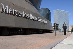 Mercedes-Benz Superdome Stock Images