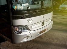 Mercedes-Benz Travego-Luxus-BU Lizenzfreie Stockfotografie
