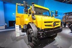 Mercedes Benz Unimog Stock Image