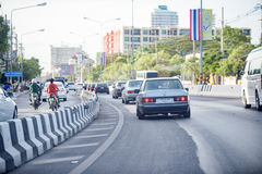 Mercedes Benz-verzameling aan Nakhon Ratchasima, Thailand 6 20 Februari Royalty-vrije Stock Foto's