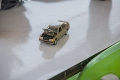 Mercedes Benz-verzameling aan Nakhon Ratchasima, Thailand 6 20 Februari Stock Foto's