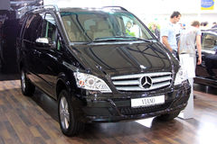 Mercedes-Benz Viano (V-Class) Stock Photo