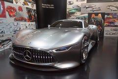 2013 Mercedes-Benz Vision Gran Turismo Royalty-vrije Stock Afbeeldingen