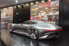 2013 Mercedes-Benz Vision Gran Turismo Stock Fotografie