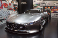 2013 Mercedes-Benz Vision Gran Turismo Royalty Free Stock Images