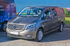 Mercedes-Benz Vito royalty free stock photo