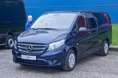 Mercedes-Benz Vito Stock Photography