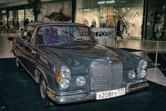 Mercedes-Benz W111 Zdjęcia Royalty Free