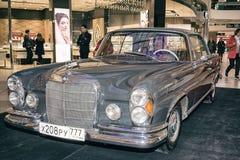 Mercedes-Benz W111 Zdjęcie Stock