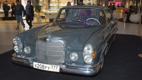 Mercedes-Benz W111 Obraz Stock