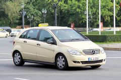 Mercedes-Benz W245 B-class Royalty Free Stock Photos