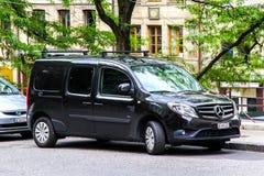 Mercedes-Benz W415 Citan royalty-vrije stock fotografie