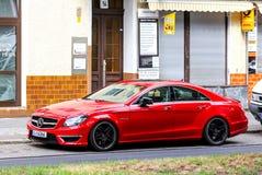 Mercedes-Benz W218 CLS-class Stock Photo