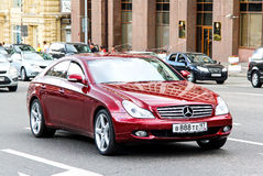 Mercedes-Benz W219 CLS-class Royalty Free Stock Photography