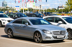 Mercedes-Benz W218 CLS-class Royalty Free Stock Image