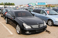 Mercedes-Benz W219 CLS-class Royalty Free Stock Image
