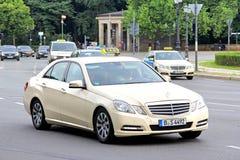 Mercedes-Benz W212 E-class Stock Photography