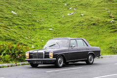 Mercedes-Benz W115 klasa Obraz Royalty Free
