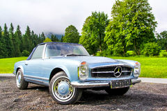 Mercedes-Benz W113 230SL Royalty Free Stock Photo