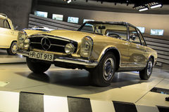 Mercedes-Benz W113 Royalty Free Stock Photography
