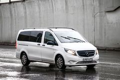Mercedes-Benz W447 Viano stock afbeelding